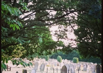 Heath and Reach Parish Cemetery