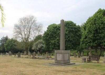 Granite War Memorial