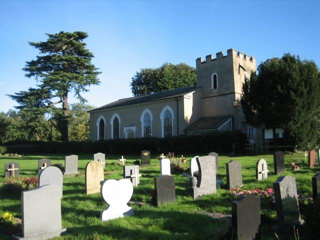 St Leonards Churchyard
