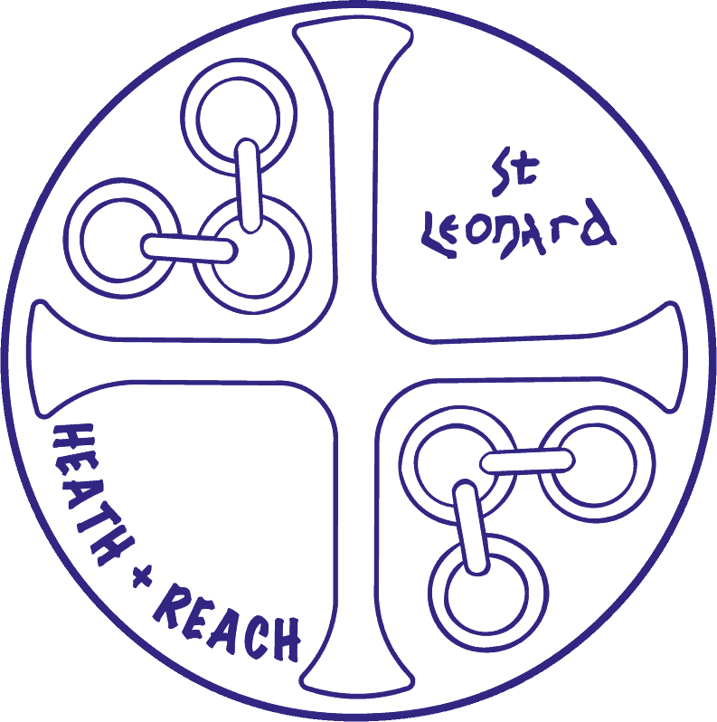 St Leonard's Church logo