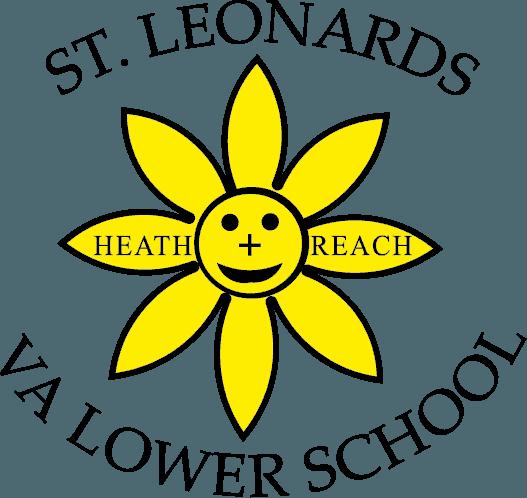 St Leonards VA Lower School Logo