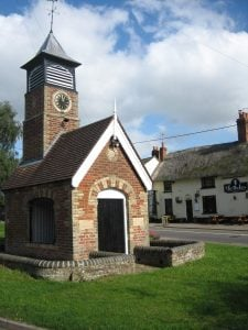 The Pump House and Clock Tower