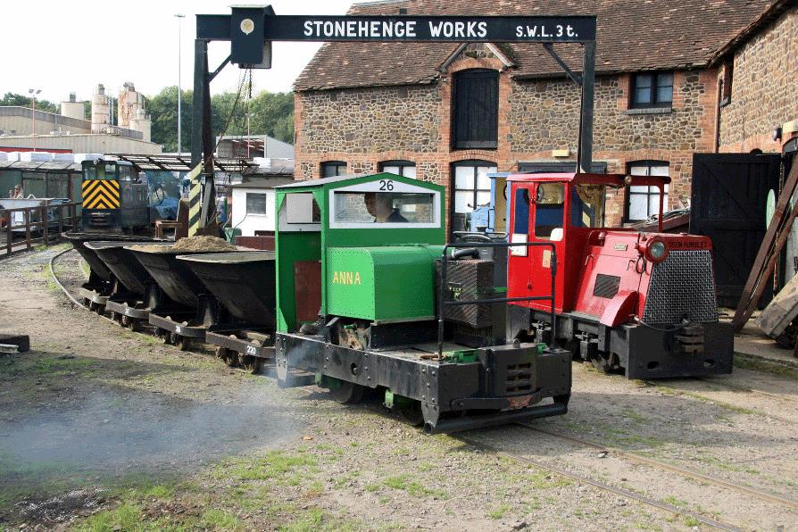 Leighton Buzzard Railway Image