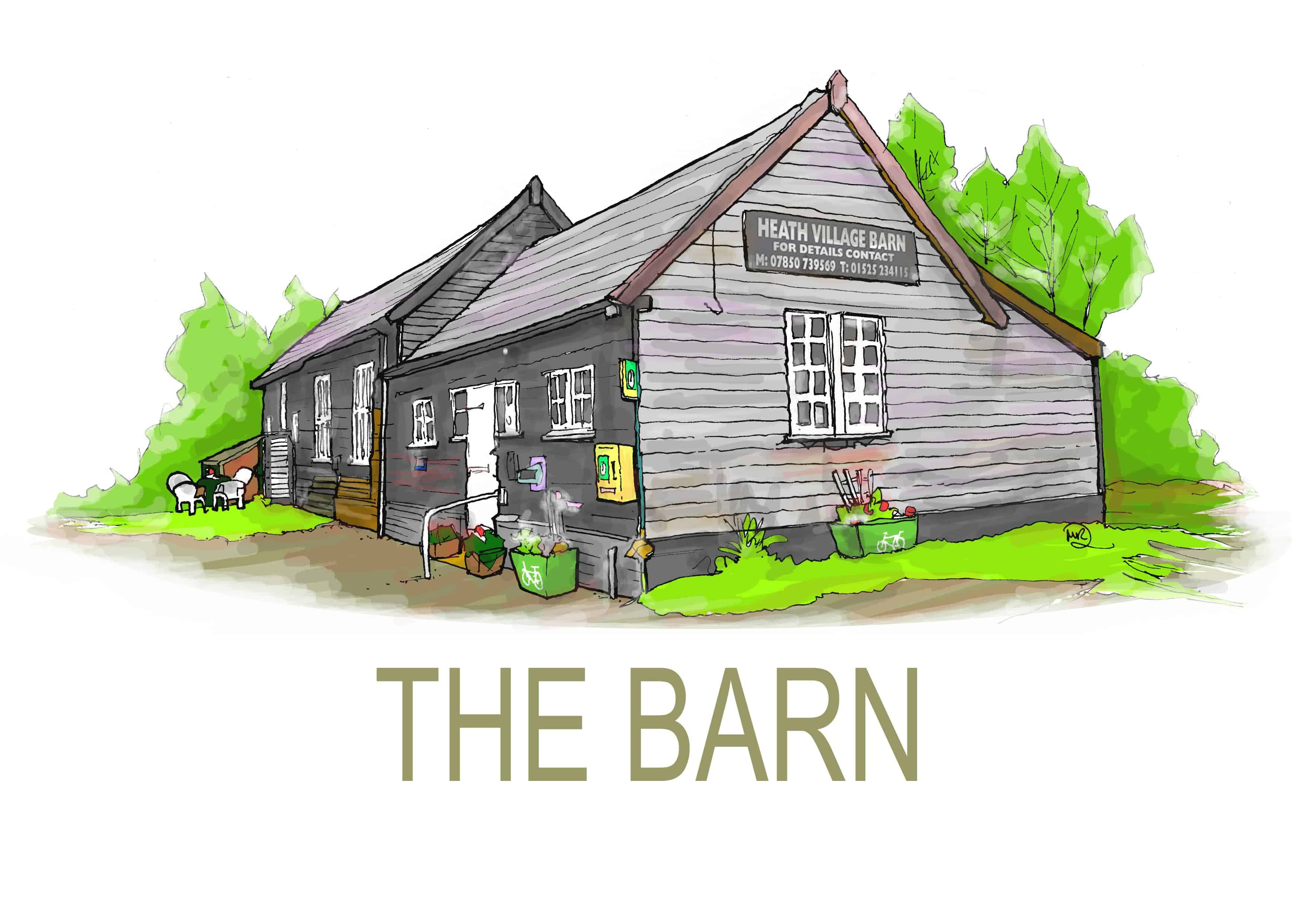 Heath Village Barn