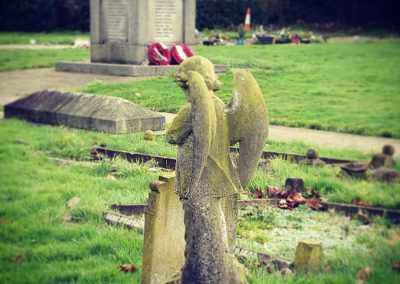 Guardian Angel Heath and-Reach Parish Cemetery