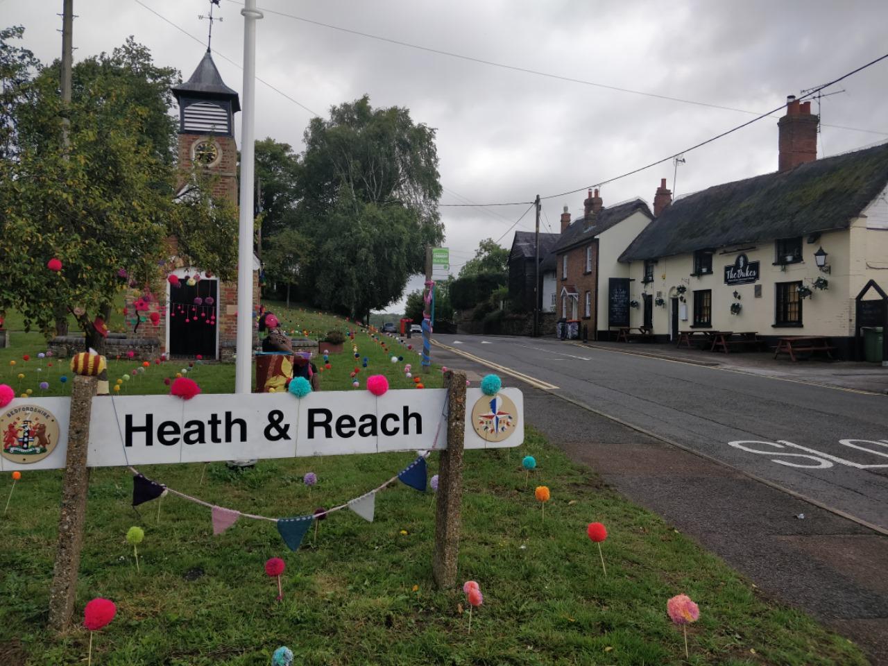Heath and Reach Village Green