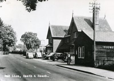 Red Lion, Woburn Road