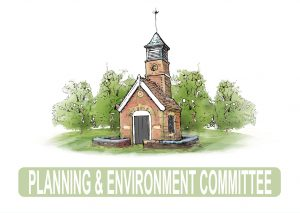 Planning and environment icon