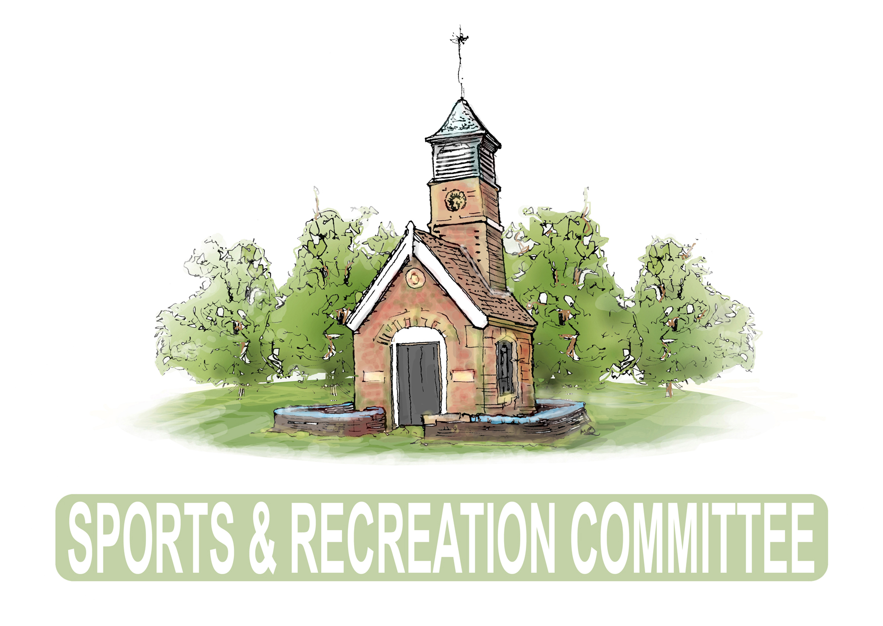 Sports and Recreation Committee logo
