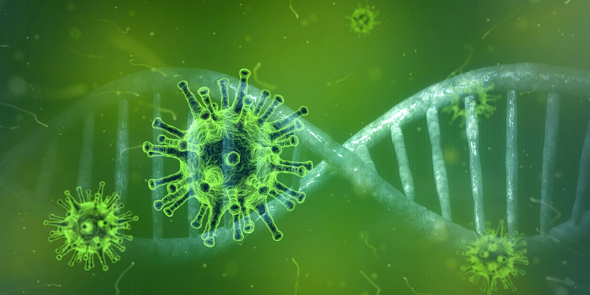 Coronavirus graphic image